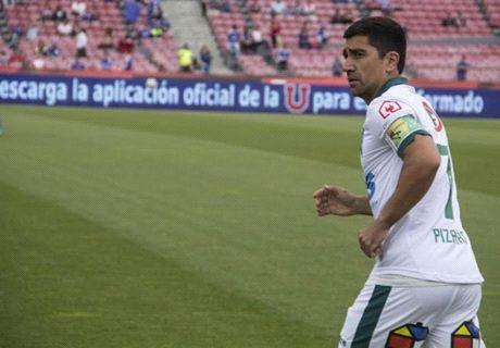 Nuevamente David Pizarro será baja