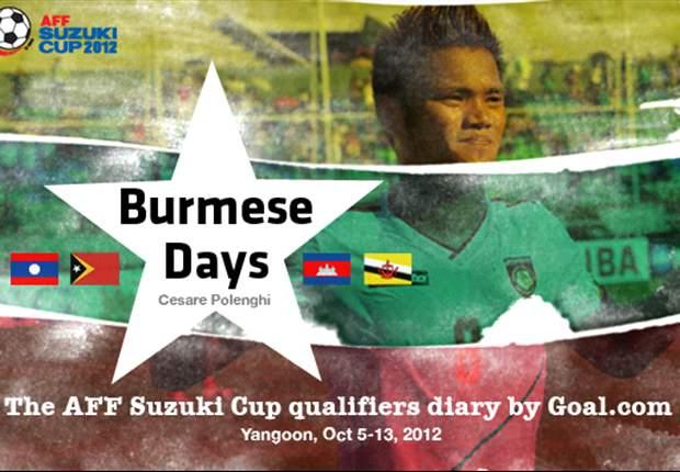 CATATAN DARI YANGON - Hari 10: Sampai Jumpa, Myanmar!