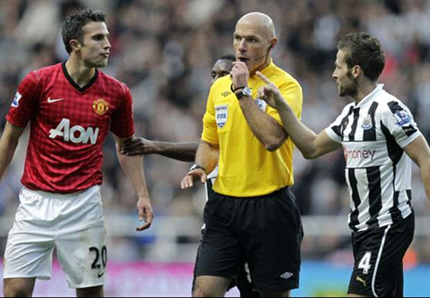 Webb appointed referee for Manchester United v Liverpool