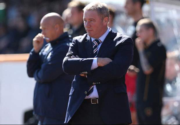McCoist rejects 'worst Rangers side' claims