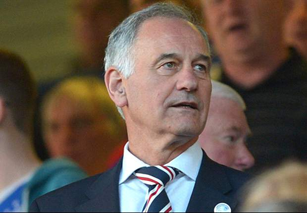 Green: Rangers will be playing in England within five years