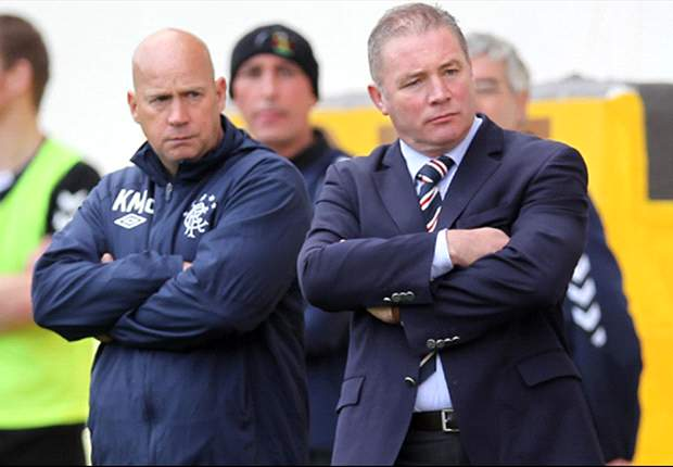 East Stirling 2-6 Rangers: Rout sees McCoist's side remain top