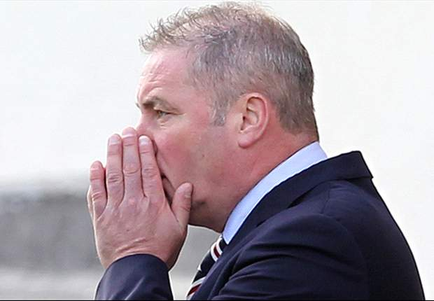 Montrose 0-0 Rangers: McCoist's side continue to stutter towards the league title