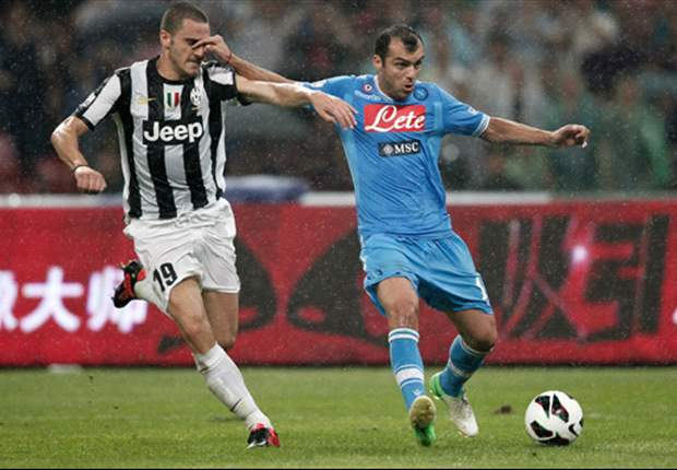 Napoli's match against Inter will not determine Juve's main rival, says Pandev