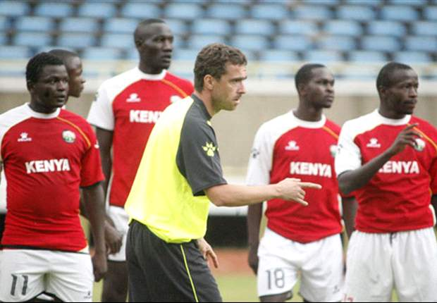 The new crop of Kenya football: Goal.com takes closer look on Michel's new faces