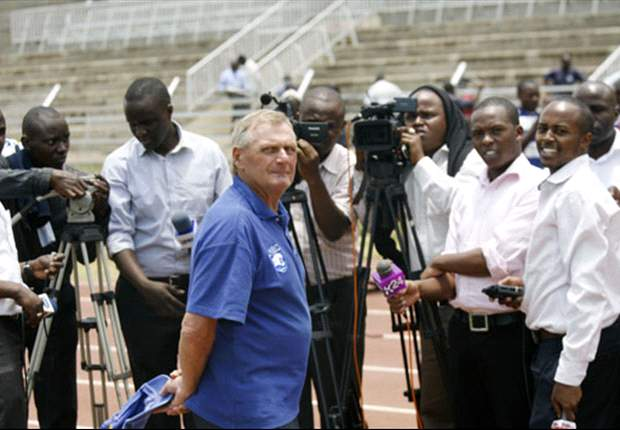 Former AFC Leopards' coach Jan Koops now seeks for Kenya FA's help over unpaid dues