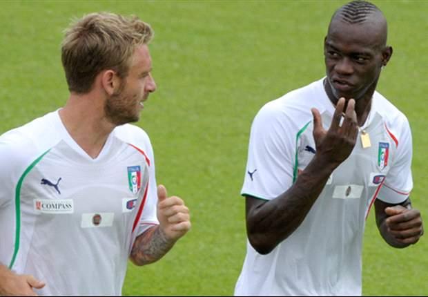 GAZZETTA DELLO SPORT - Prandelli ritrova Balotelli per il gran ritorno a San Siro, Robinho parla di scudetto per il Milan, ma Klose dalla Germania lo ha già messo nel mirino...