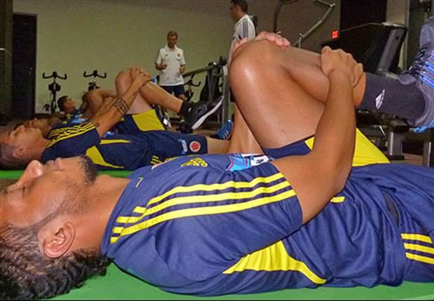 Colombia entra en calor