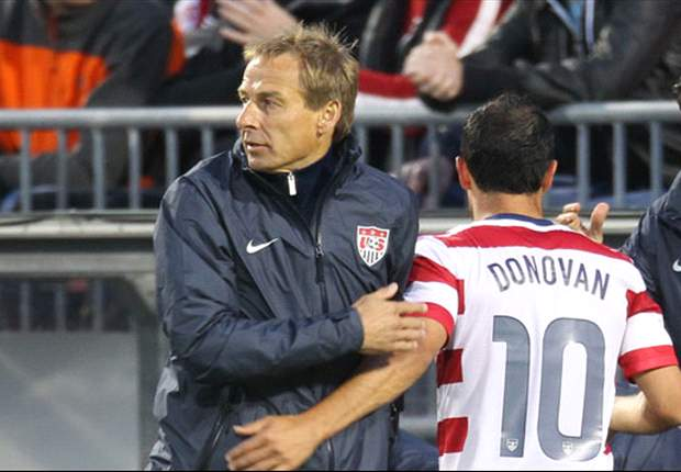 Klinsmann names roster for upcoming World Cup qualifiers against Antigua & Barbuda and Guatemala