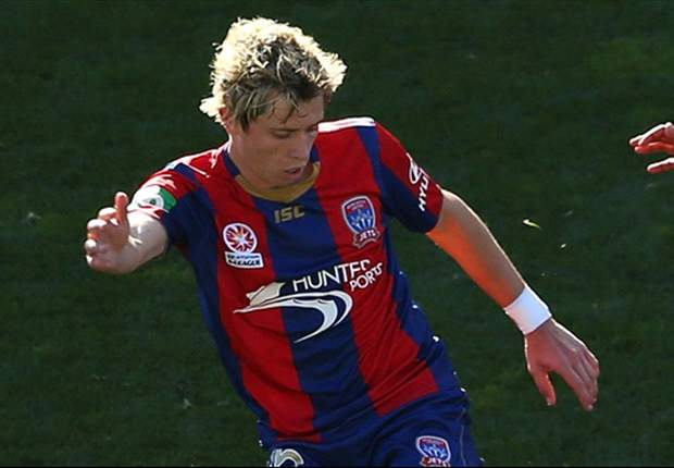 New hurdles for Newcastle Jets flyer Craig Goodwin