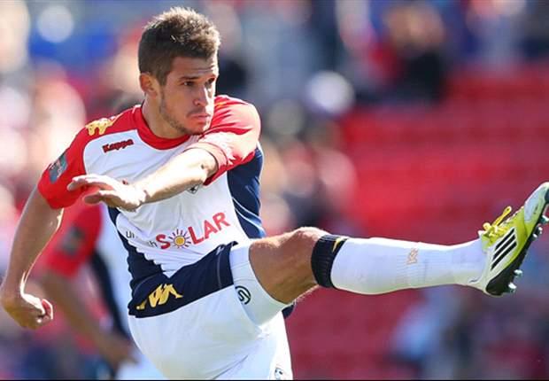 Blow for Adelaide United as Dario Vidosic succumbs to hamstring injury