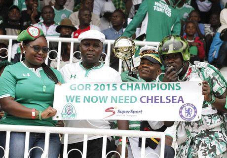 Gor Mahia fans challenge Chelsea