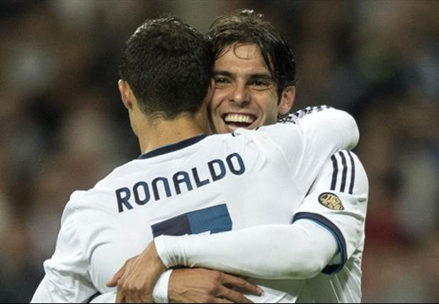 TEAM NEWS: Kaka to start for injury-ravaged Real Madrid against Celta