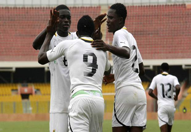 Novara U20 2-3 Ghana U20: Black Satellites win first test game ahead of AYC
