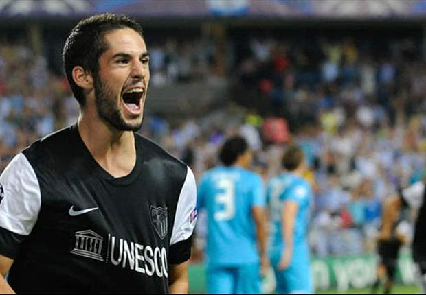 Manchester City make Isco top January target ahead of Falcao & Jovetic