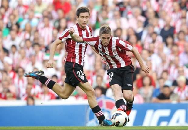 Ander Herrera e Iker Muniain, un binomio fundamental para el juego del Athletic de Bilbao