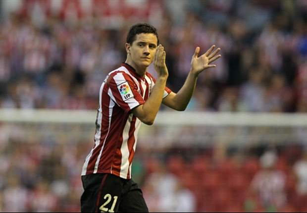 Herrera: I want to play for Athletic Bilbao for a 'long time'