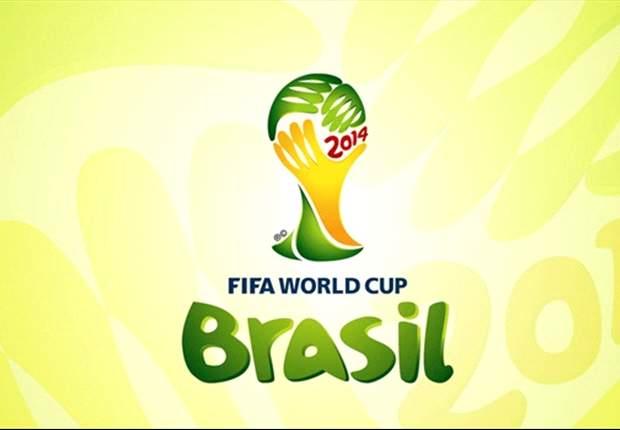 Overzicht uitslagen WK-kwalificatie