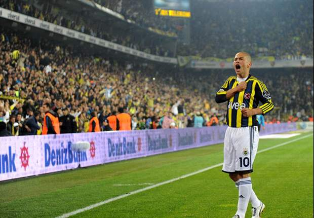 I will always be a Fenerbahce fan, says Alex de Souza