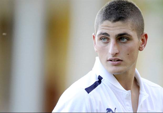 Verratti can play alongside Pirlo, says Prandelli
