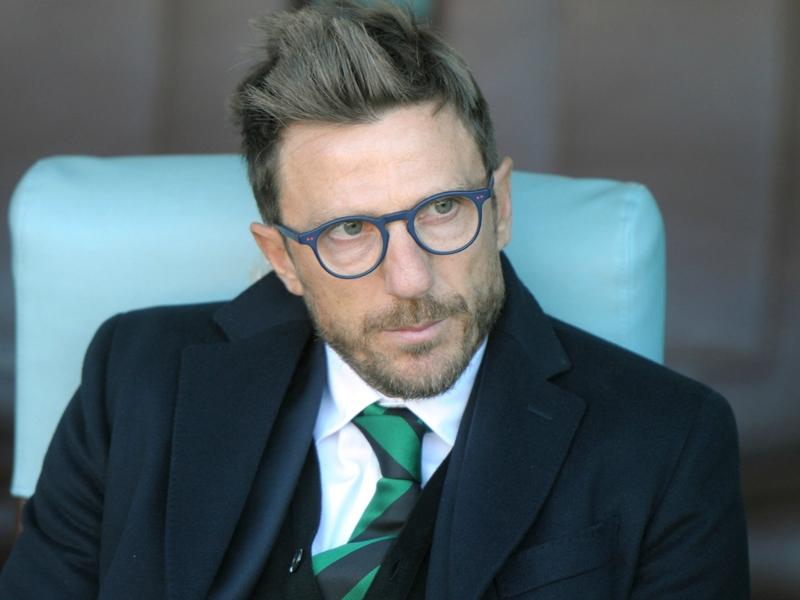 Di Francesco tira le orecchie al Sassuolo: Due goal evitabili, guardiamo avanti