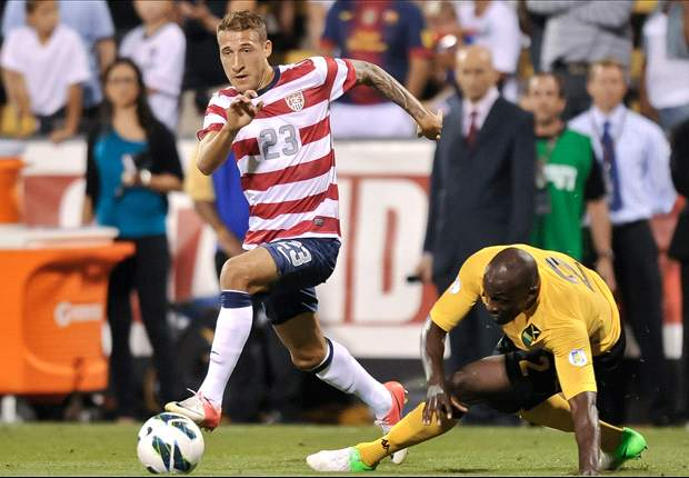 Fabian Johnson remains out for USA while still battling flu