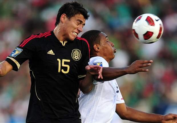 Héctor Moreno se recupera de su lesión en el Tri