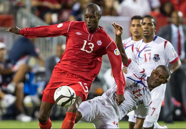 Canada to face Mexico, Panama and Martinque in 2013 Gold Cup