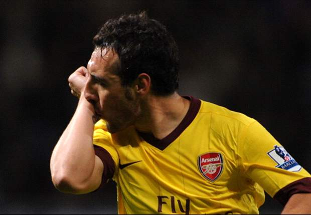 Cazorla enjoying important role at Arsenal