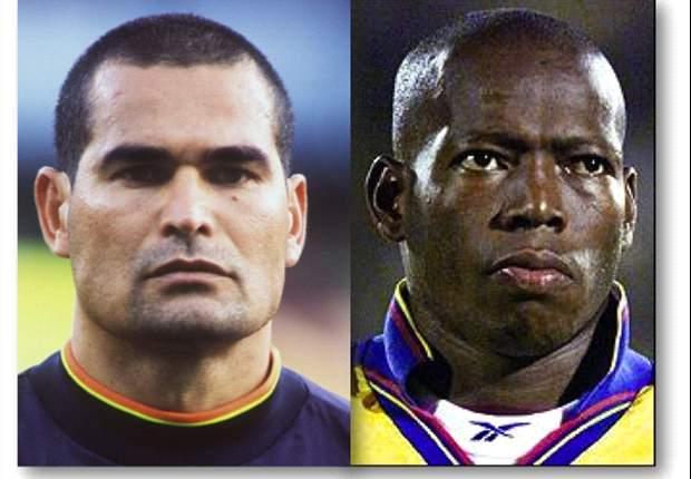 Paraguay - Colombia y la vergonzosa pelea de 1997