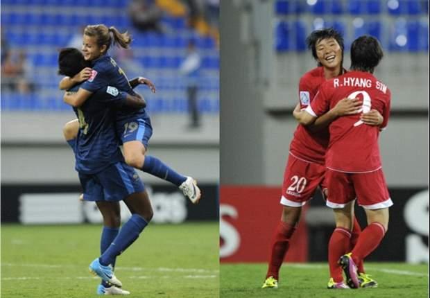 Francia y Corea por la Copa