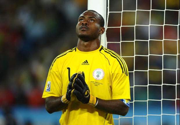 Enyeama sets sights on being number one