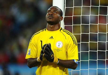 Enyeama makes Caf APOTY final list