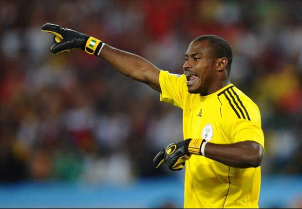 Vincent Enyeama tasks Eagles to be wary of Liberia's threat