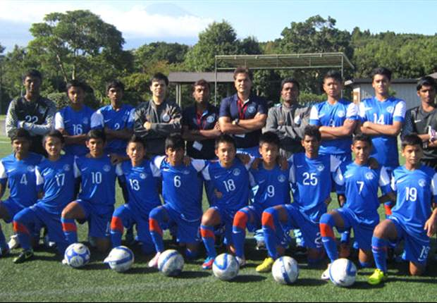India U-14 beat Afghanistan 2-1 in the U-14 SAARC tournament opener