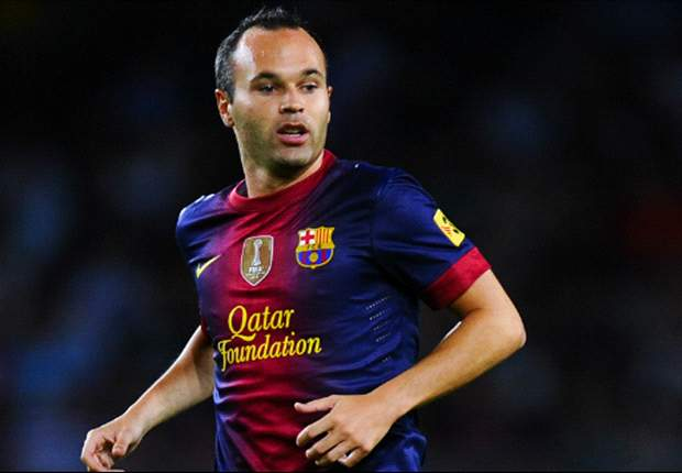 Iniesta: The perfect player would be a mixture of Falcao, Puyol, Xavi, Messi, Busquets & Cristiano Ronaldo