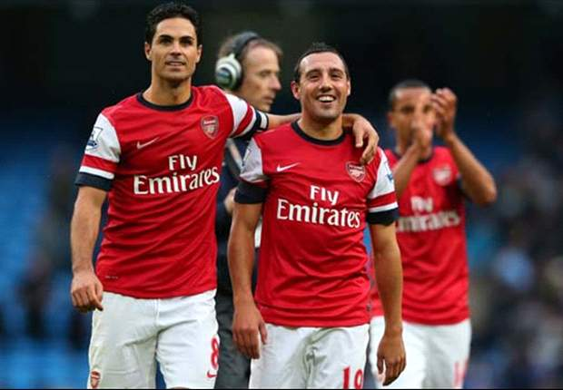 Artful Arteta: The other Spaniard at the heart of Arsenal's improvement along with Cazorla