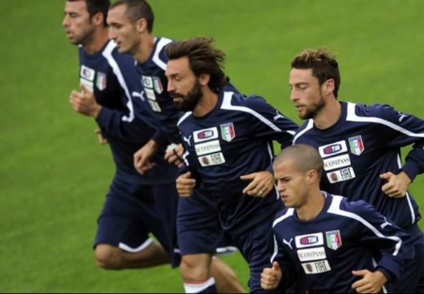 Italianen richting WK met absolute leider