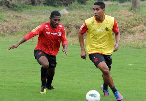 Wellington Bruno quer vitória do Flamengo sobre o São Paulo