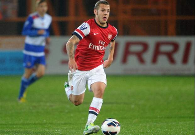 Wilshere could return for QPR game, claims Wenger