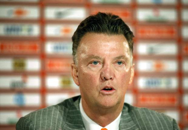 Van Gaal: Netherlands are favourites against Romania
