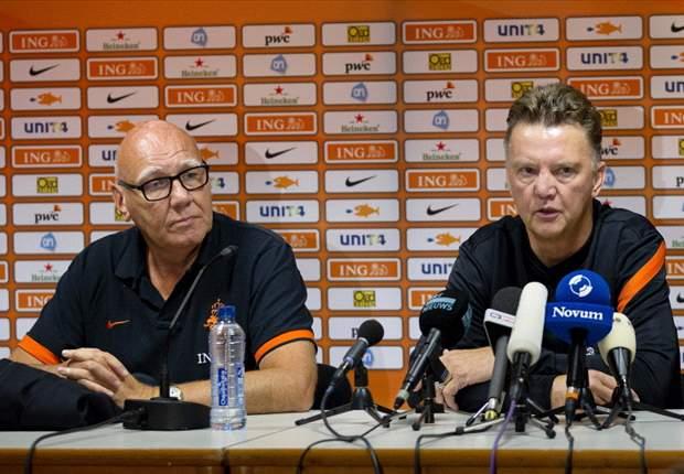 Louis Van Gaal: Timnas Belanda Bukan Pusat Rehabilitasi