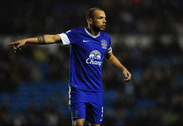 The Toffees defender has cast fresh doubt over his future by rejecting a new deal
