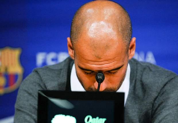 Barcelona Takut Pep Guardiola Mendarat Di Manchester City