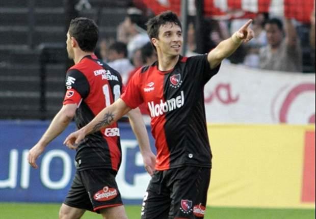 Ignacio Scocco, el mejor jugador de la primera fecha