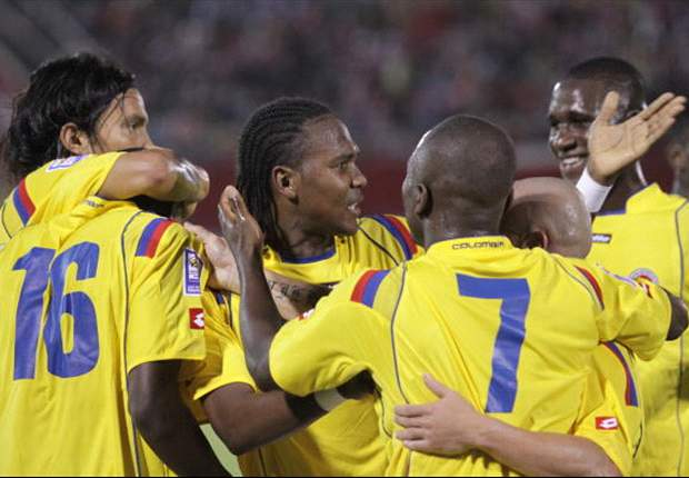 Colombia-Paraguay, en vivo por las Eliminatorias Sudamericanas