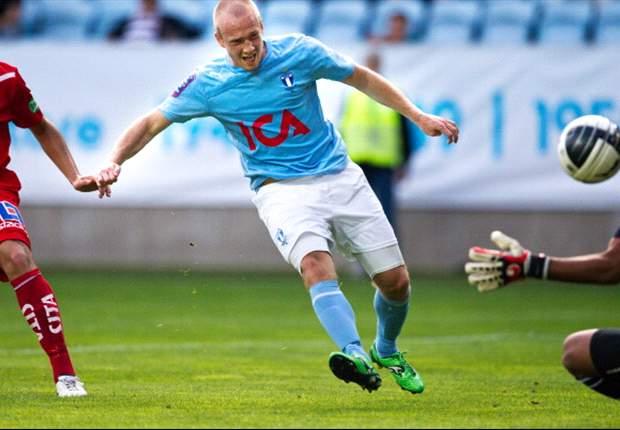 Real Valladolid Gaet Daniel Larsson