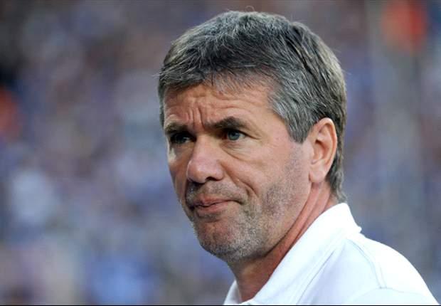 60-Coach Friedhelm Funkel könnte mit seinen Löwen auf Platz drei springen