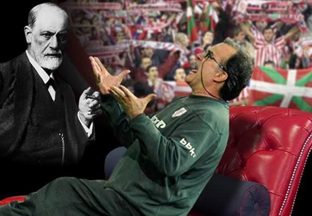 Marcelo Bielsa, en el psicólogo del Athletic