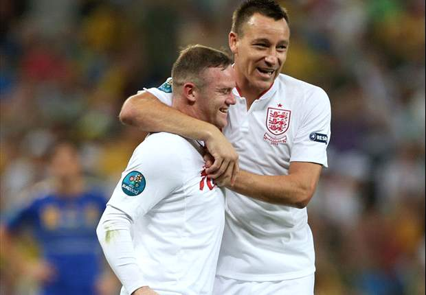 Rooney a 'good choice' as England captain - Sir Geoff Hurst